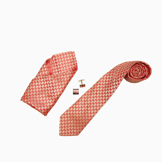 Callino London Pink Men's Accessories Gift Set