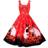 Robe Pin up <br> Halloween
