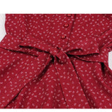 Robe Pin up <br> Rouge