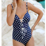 Maillot de Bain Femme <br> Style Pin up