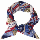 Foulard Pin Up Rockabilly