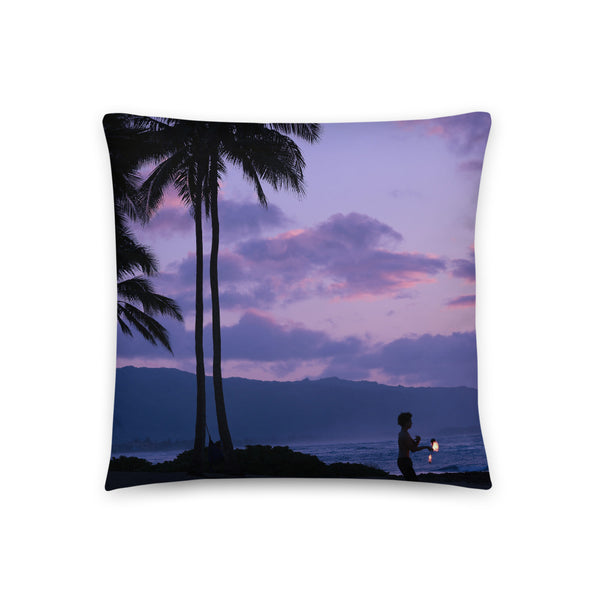 Island Kid Pillow