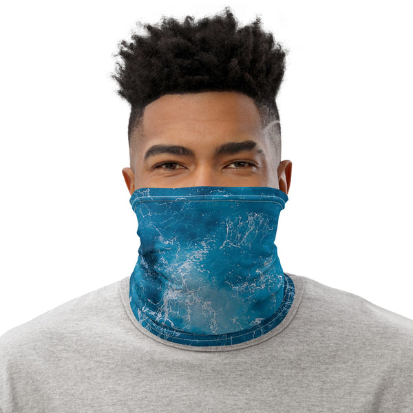 Cool as the Ocean Snowboarding Mask