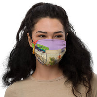 Cyberpunked Face Mask