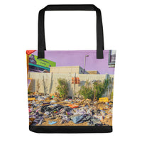 Cyberpunked Tote Bag