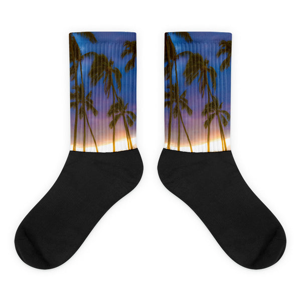 Cool as SoCal Snowboarding Socks