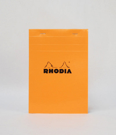 RHODIA - PAD #16 STAPLED GIANT PAD, 150 SHEETS, A5