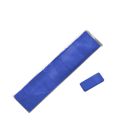 PALOMINO REPLACEMENT ERASERS, BLUE, PACK OF 10