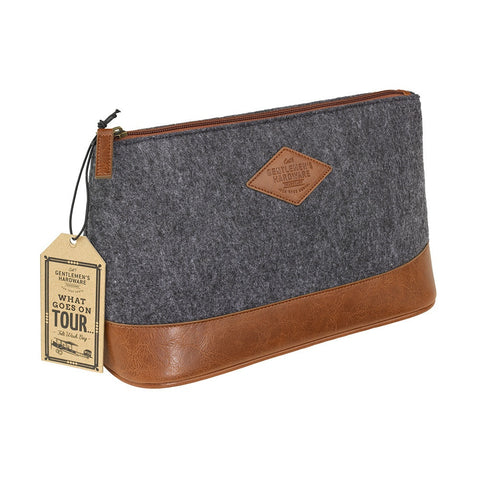 GENTLEMEN'S HARDWARE – WASH BAG