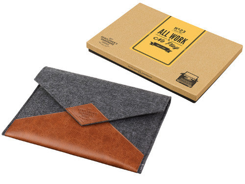 GENT'S HARDWARE TABLET CASE