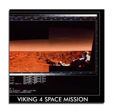 A New Refutation of the Viking 4 Space Mission (special edition) - Photobookstore