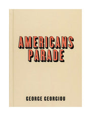 Americans Parade (signed) - Photobookstore