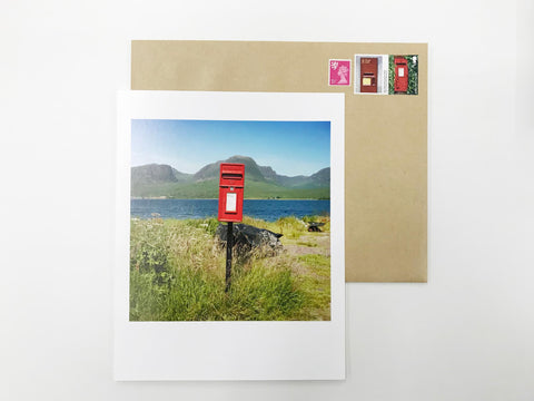 Remote Scottish Postboxes (Special Edition) - Photobookstore