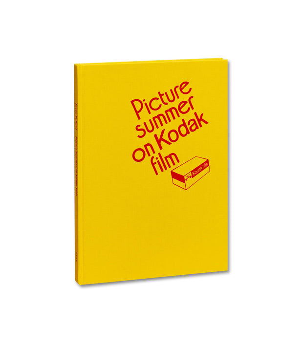Picture Summer on Kodak Film (signed) - Photobookstore