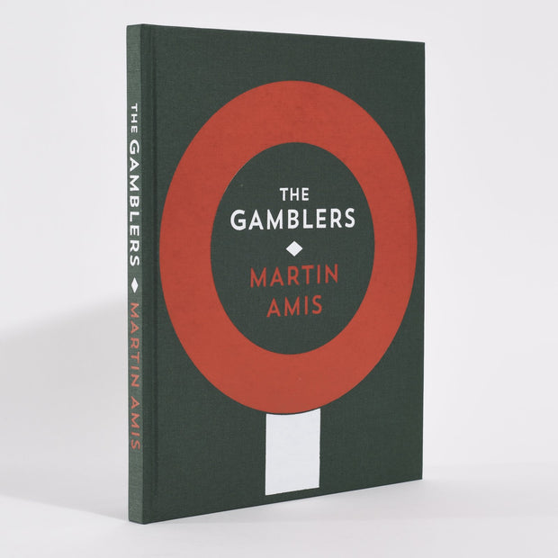 The Gamblers by Martin Amis (signed) - Photobookstore