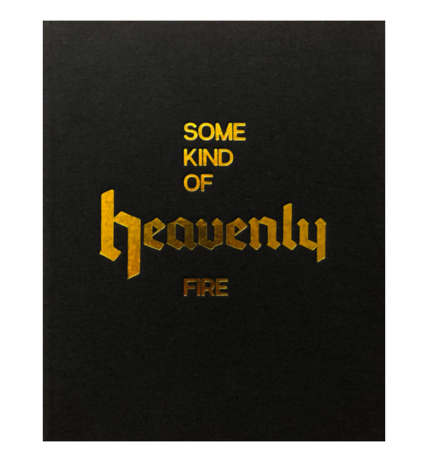 Some Kind of Heavenly Fire (2nd edition signed)