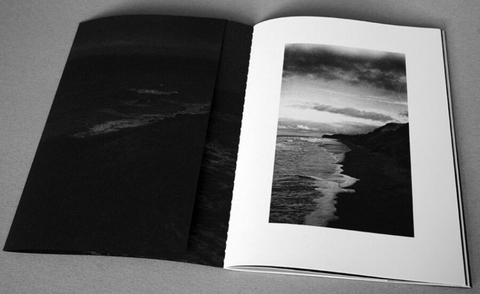 Invisible Waves (with print)