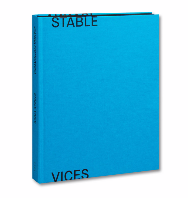 Stable Vices (signed)