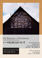 On Keeping A Notebook - Photobookstore