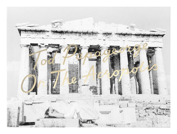 On The Acropolis (signed) - Photobookstore