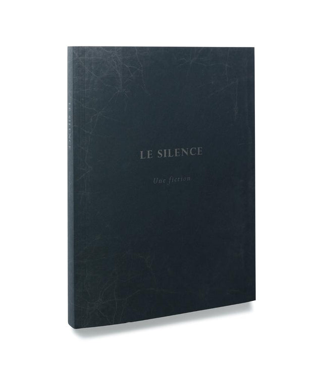 LE SILENCE Une fiction - Photobookstore
