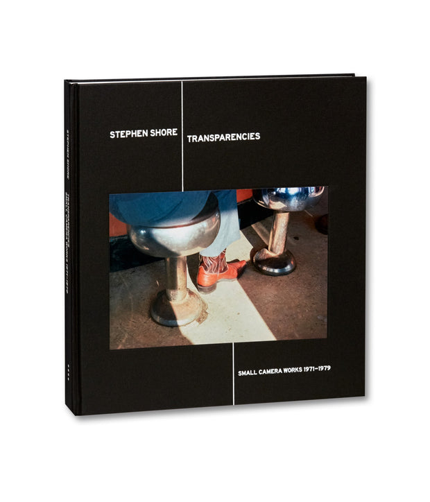 Transparencies: Small Camera Works 1971-1979 (with signed plate) - Photobookstore