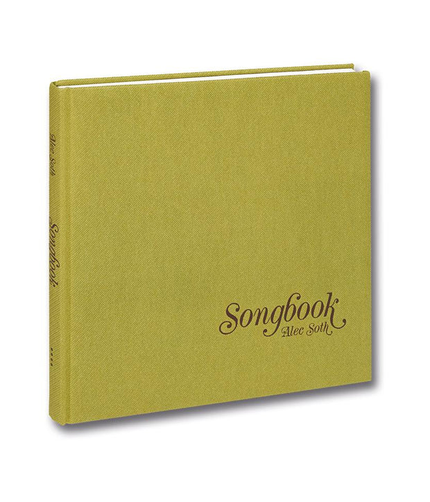 Songbook (first printing, imperfect) - Photobookstore
