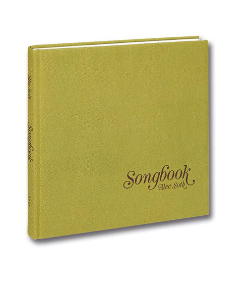Songbook (first printing) - Photobookstore