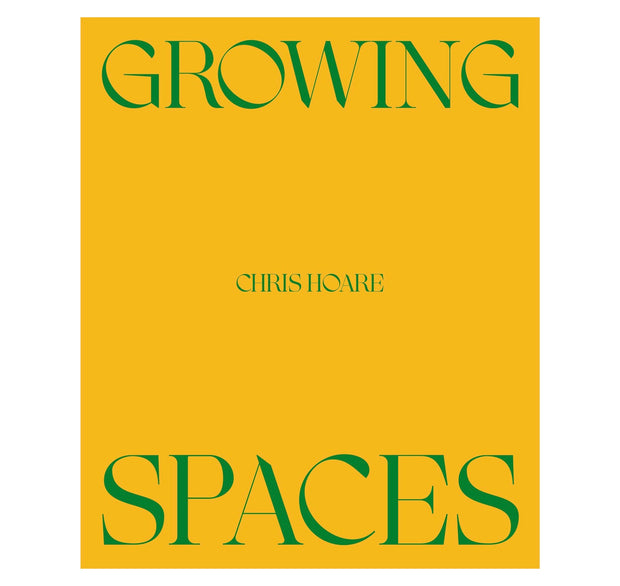 Growing Spaces (signed)