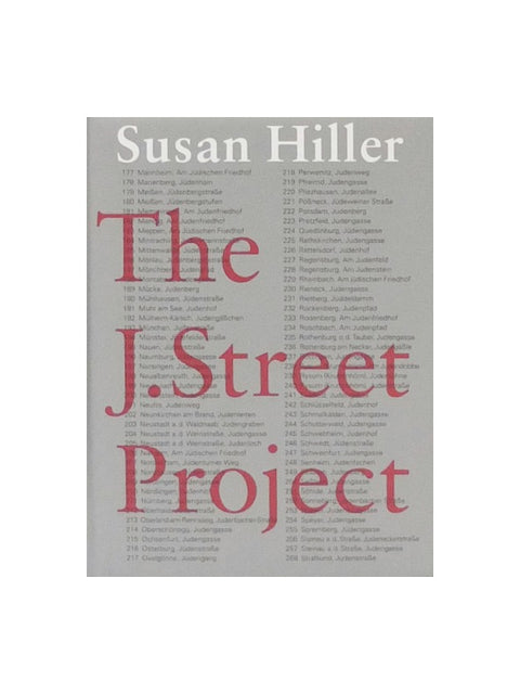 The J Street Project - Photobookstore