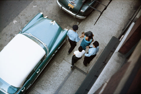 The Atmosphere of Crime, 1957 by Gordon Parks