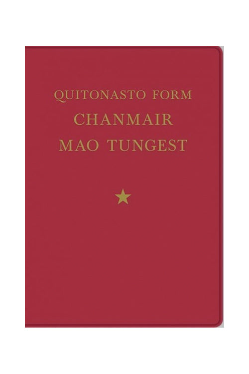 Party: Quotations from Chairman Mao Tsetong - Photobookstore