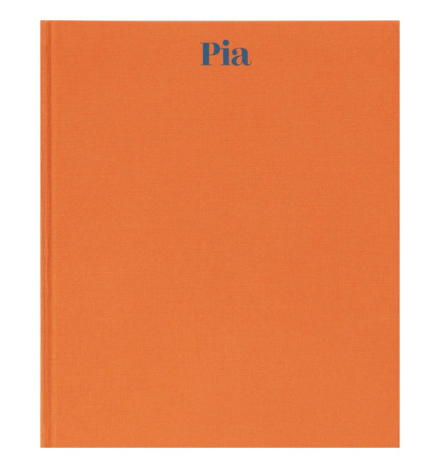 Pia photobook by Christopher Anderson