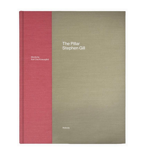 The Pillar (signed 2nd edition) - photobook by Stephen Gill