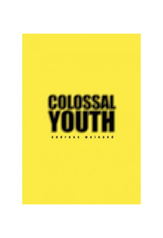 Colossal Youth - Photobookstore