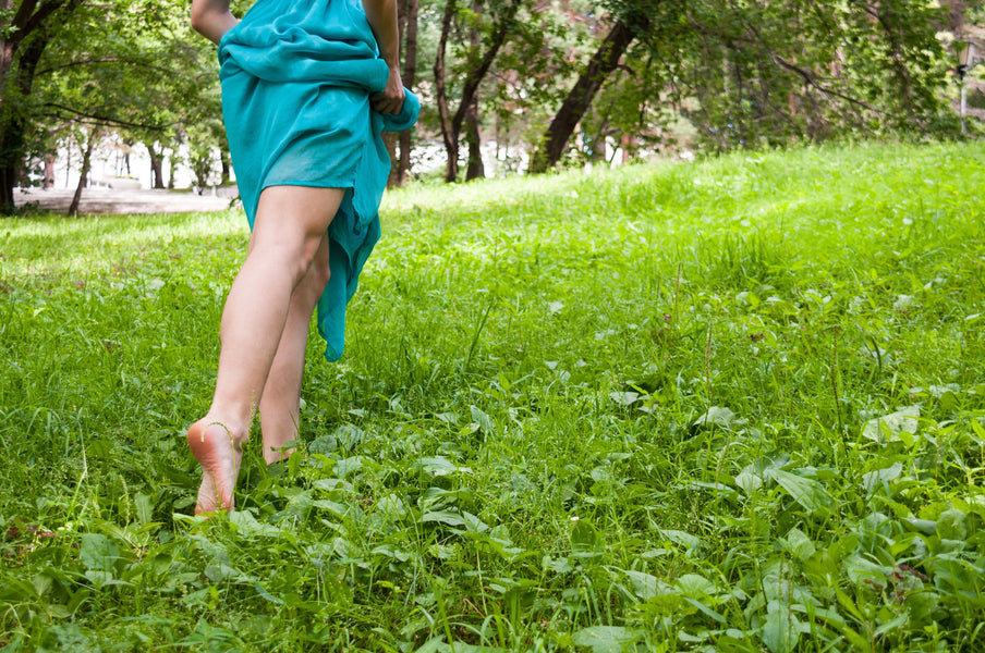 Go Barefoot If You Can for These Top Ten Health Reasons