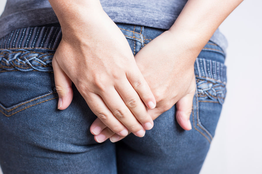 Hemorrhoids and What To Do About Them