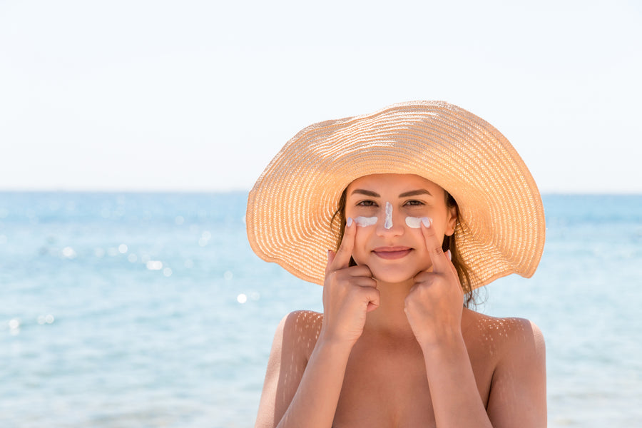 ZINC OXIDE for a More Natural Sunscreen