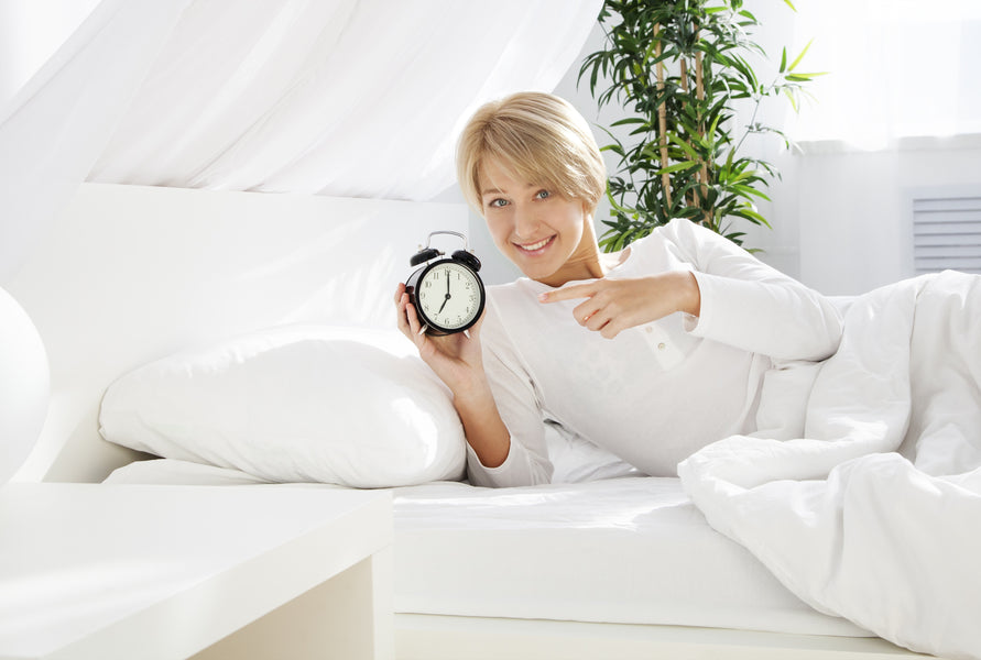 Turn the Clock Back with Good Sleeping Patterns