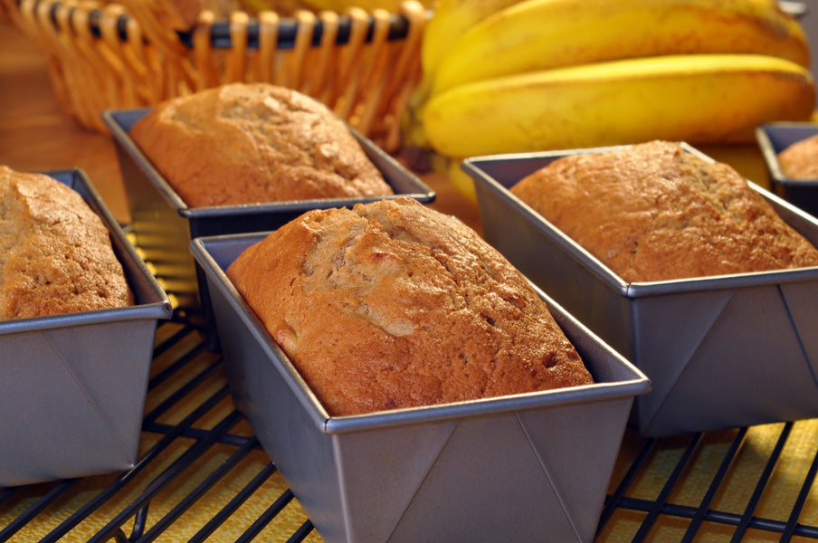 The Healthy Way to Bake & Eat Banana Bread!