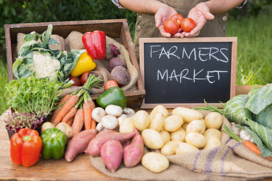 Do You Shop at Farmers' Markets? Could These Be In Jeopardy in the US? | Amoils.com