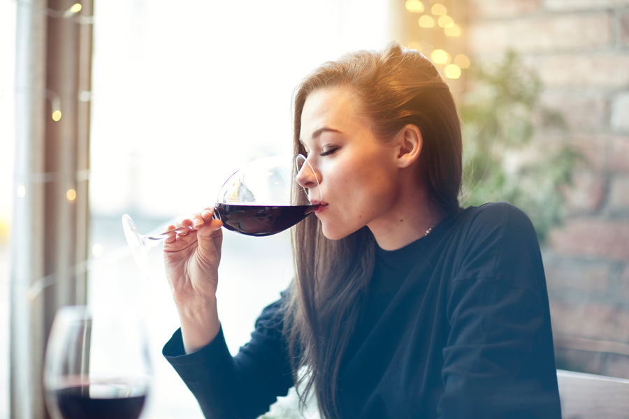 Alcohol Can Impact Your SKIN'S HEALTH