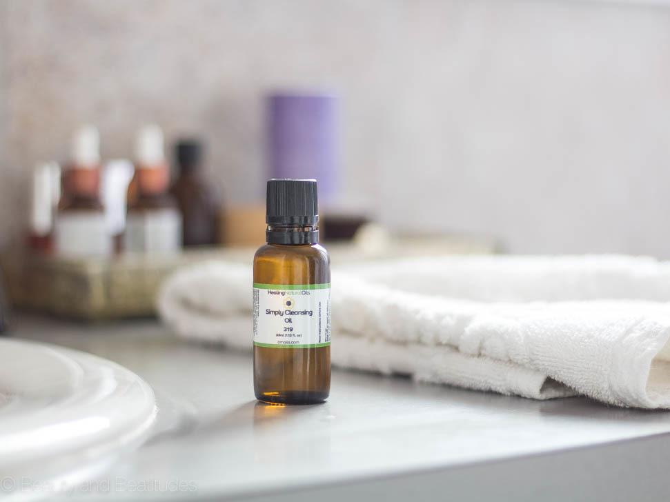 Cleansing oil image