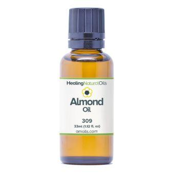 Almond oil feature image