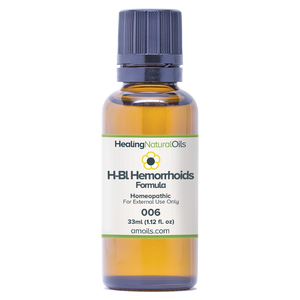 H-Bl Hemorrhoids Formula (for Bleeding)