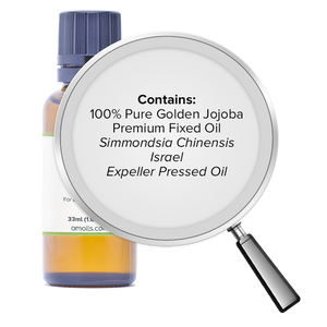 Golden Jojoba Oil - Simmondsia chinensis