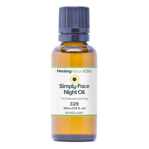 Simply Face Night Oil