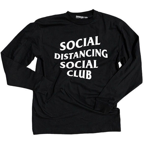 SOCIAL DISTANCE Long Sleeve