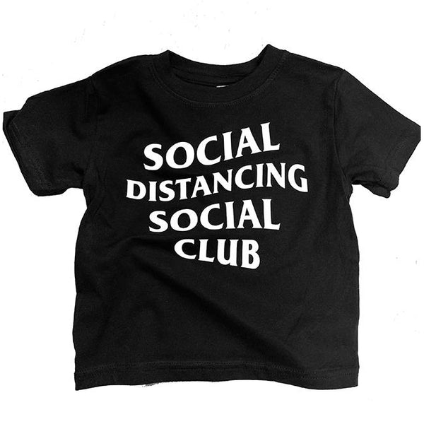Social Distancing Toddler