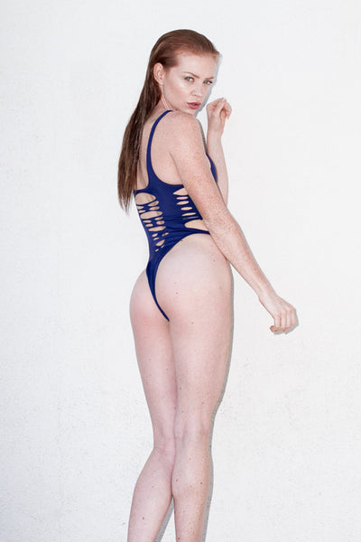 The Elle  Sexy Cut Out One - Piece